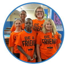 Be a friend at the Boys & Girls Club